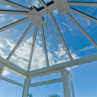 How to Clean Conservatory Roof