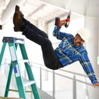 How to Climb a Ladder Safely